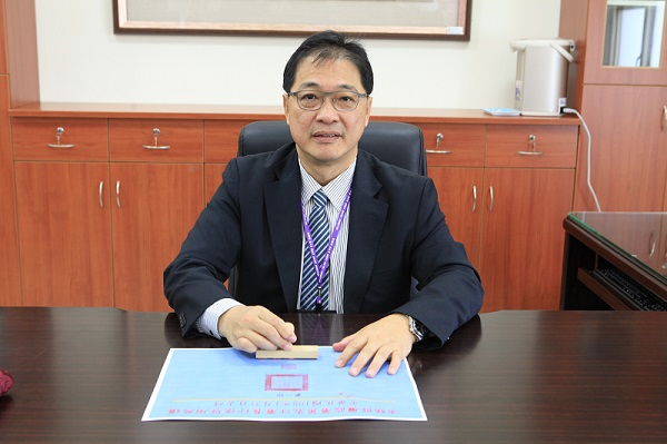 Mr. Cheng, Ming-Chian Profile of Director-General