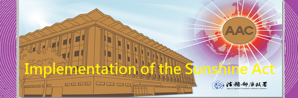Implementation of the sunshine Act